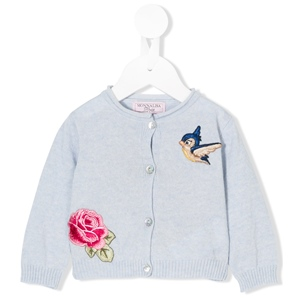 Strickjacke Alice-Strick+Stickrose+Vogel