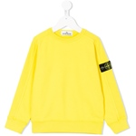 Sweatshirt Rips-Optik am Arm (2-6J)