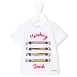 T-Shirt MARCHING weiss (6-18m)