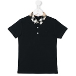 Poloshirt WILLIAM Karokragen navy(8-12J)