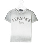 T-Shirt Nieten-Versace Oil-Wash (4-7J)