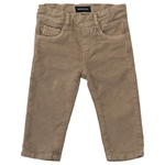 5-Pocket Hose Velour (6-18m)