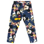 Leggings Mickey-Druck