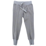 Jersey-Hose Coolwool-Look B�ndchen