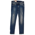Jeans PIXLETTE detroyed-Optik (2-7J)