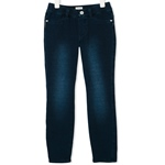 Jeggings weich+Herz-Applikation (2-7J)